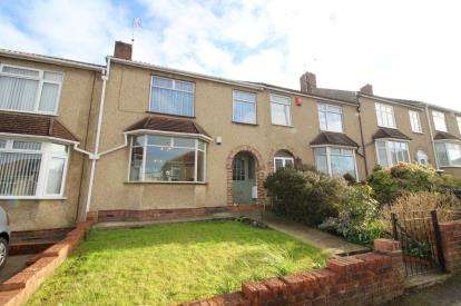 3 Bedrooms Terraced House for sale in Yew Tree Drive, Kingswood, Bristol