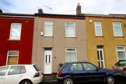2 Bedrooms Terraced House for sale in Derrick Road, Kingswood, Bristol