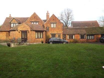 4 Bedrooms Detached House for sale in Minworth Road, Water Orton, Birmingham, Warwickshire