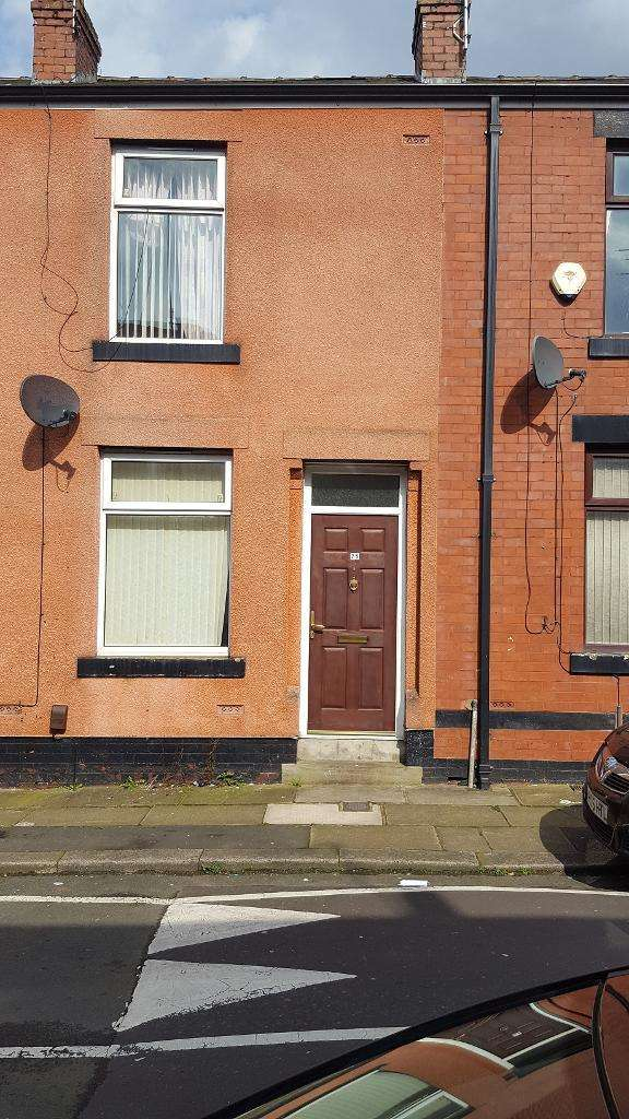 2 Bedrooms Terraced House for sale in Alice Stree, Rochdale, Lancashire, OL12 9BZ