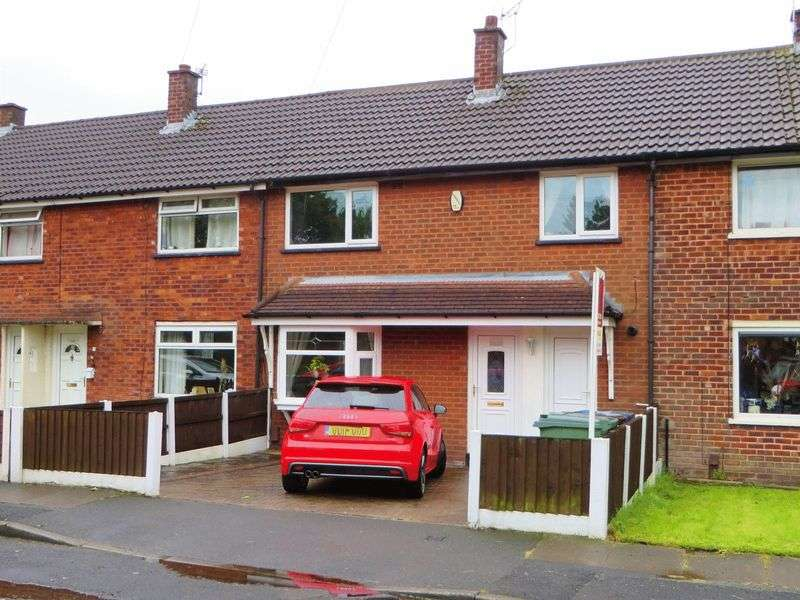 3 Bedrooms Semi Detached House for sale in Chelsea Avenue, Radcliffe, M26 3NE