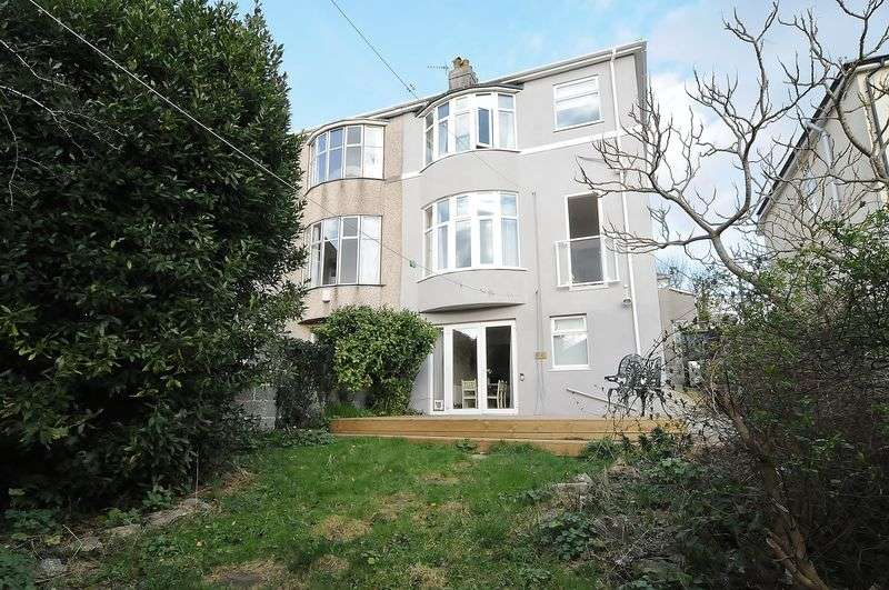 3 Bedrooms Semi Detached House for sale in Brean Down Road , Plymouth. NEW IN PEVERELL