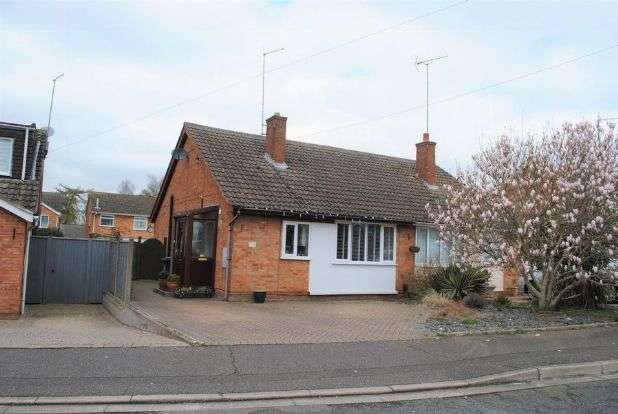 3 Bedrooms Semi Detached House for sale in Harrow Way, Kingsthorpe, Northampton NN2 8TF