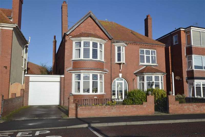 5 Bedrooms Property for sale in South Marine Drive, Bridlington, East Yorkshire, YO15