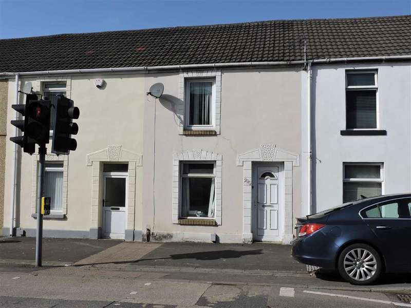 2 Bedrooms Property for sale in Neath Road, Plasmarl