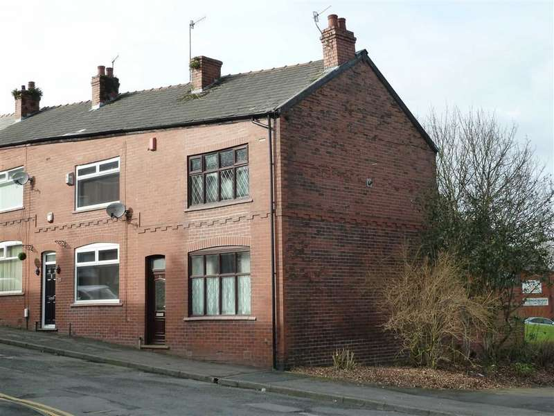 2 Bedrooms Property for sale in Sidney Street, Higginshaw, Oldham, OL1