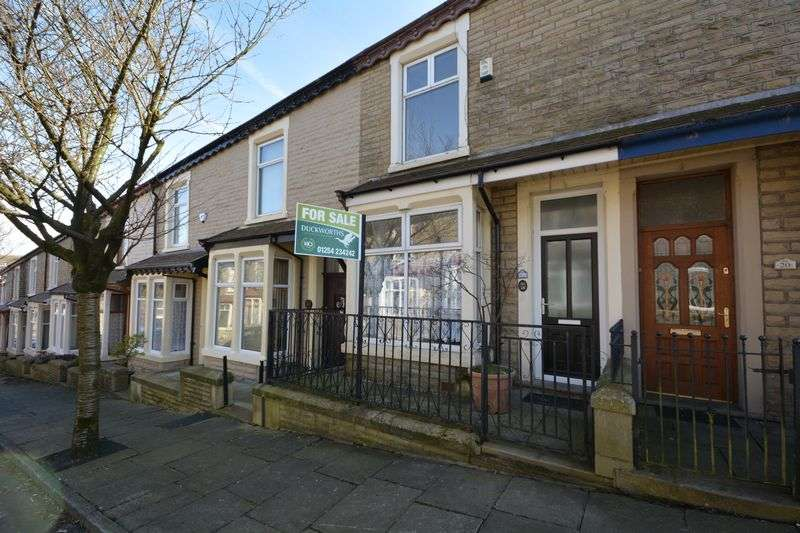 2 Bedrooms Terraced House for sale in Windsor Road, Darwen