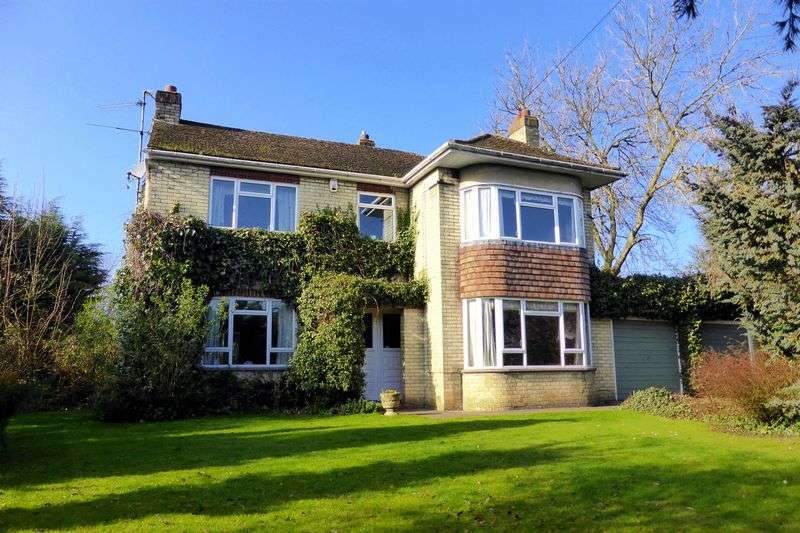 3 Bedrooms Detached House for sale in Burrettgate Road, Walsoken, Norfolk