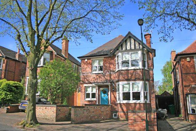 4 Bedrooms Detached House for sale in Sherwood, Nottingham NG5