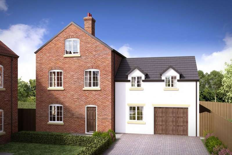 5 Bedrooms Detached House for sale in 6, Meadowside, Hunsingore, LS22 5HY