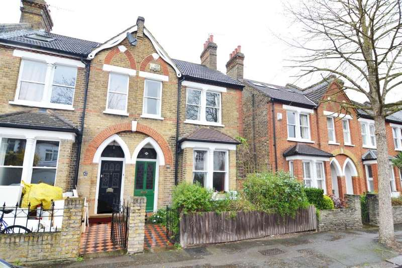 3 Bedrooms End Of Terrace House for sale in Connaught Road, Teddington, TW11