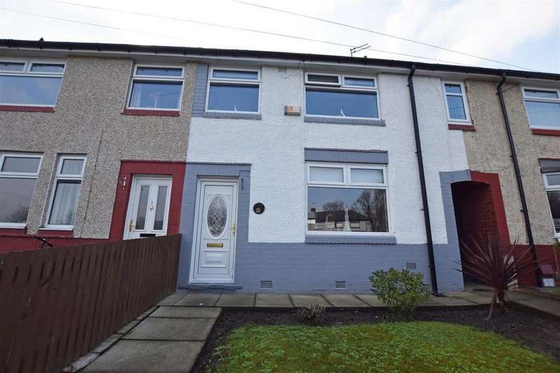 2 Bedrooms Terraced House for sale in Brookside Crescent, Alkrington, Middleton