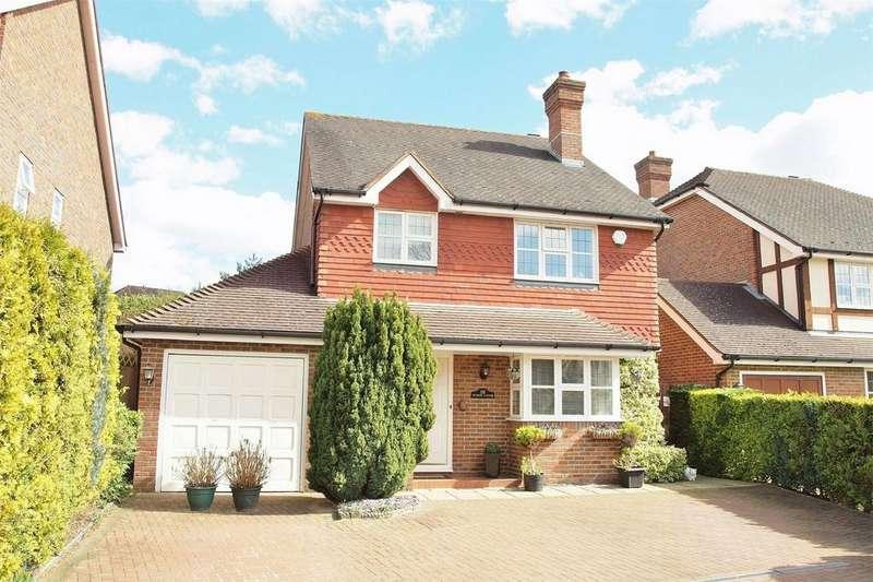 4 Bedrooms Detached House for sale in Tudor Road, Beckenham, Kent