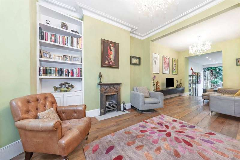 4 Bedrooms Terraced House for sale in North End Road, Golders Green, London