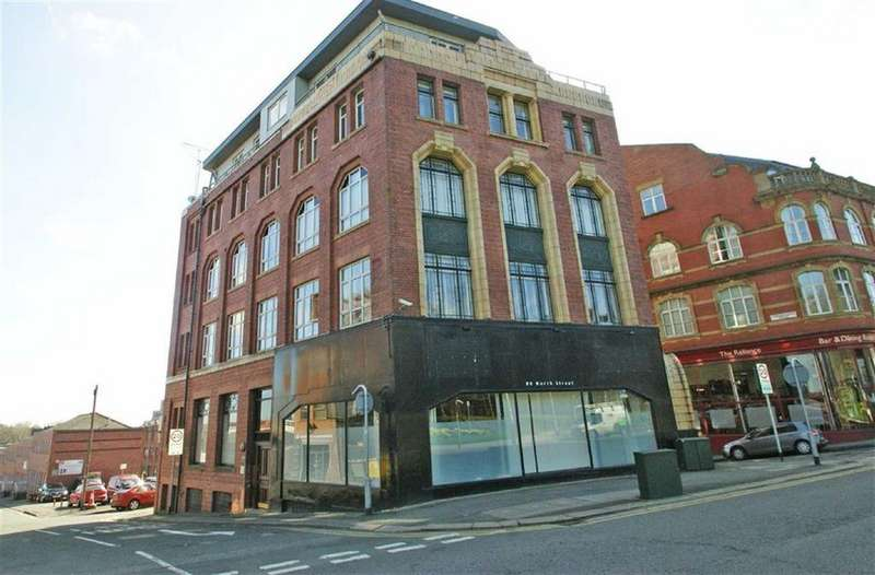 2 Bedrooms Flat for sale in North Street, LS2
