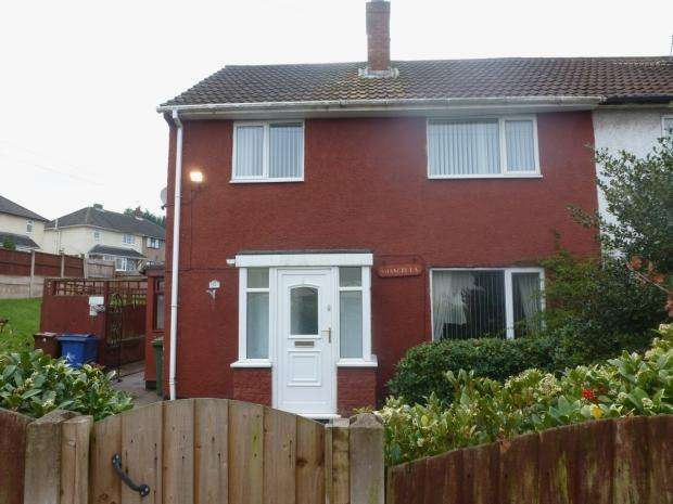 3 Bedrooms Semi Detached House for sale in Coppice Road Rugeley