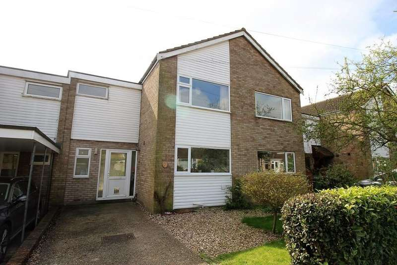 3 Bedrooms Terraced House for sale in Comberton, Cambridge