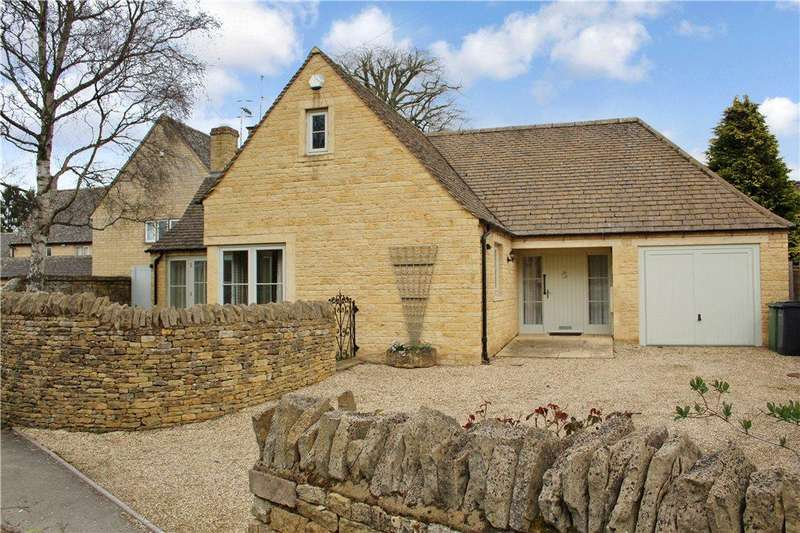 Detached Bungalow for sale in Marshmouth Lane, Bourton-On-The-Water, Gloucestershire, GL54