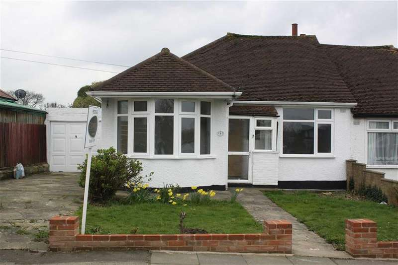3 Bedrooms Semi Detached Bungalow for sale in Chesham Avenue, Petts Wood