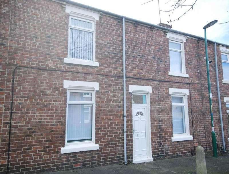2 Bedrooms Terraced House for sale in Price Street, Hebburn