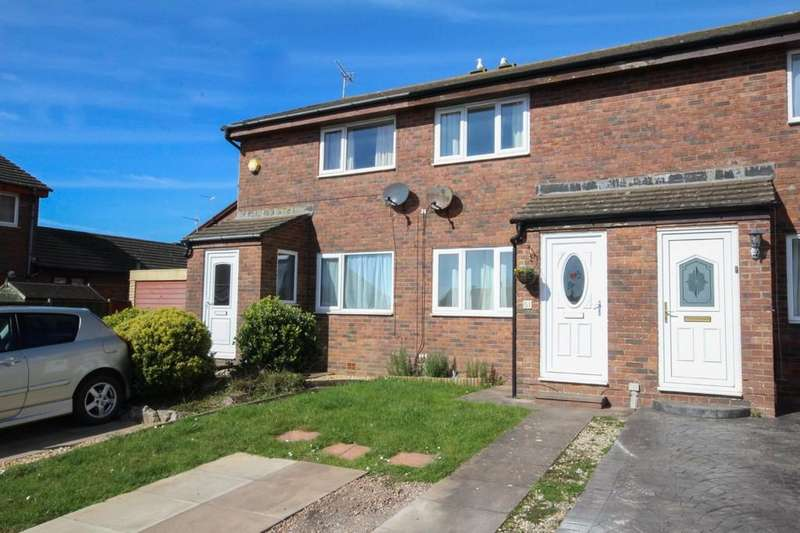 2 Bedrooms Mews House for sale in 51 Silloth Crescent, Walney