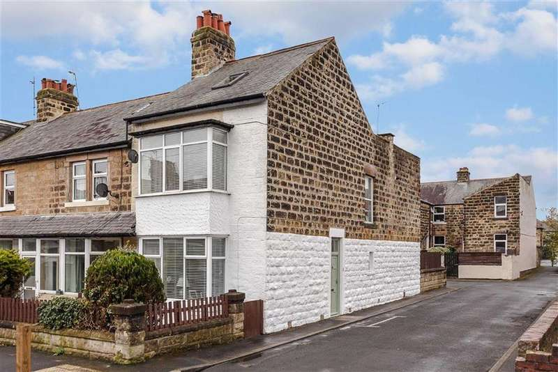 4 Bedrooms End Of Terrace House for sale in Burke Street, Harrogate, North Yorkshire