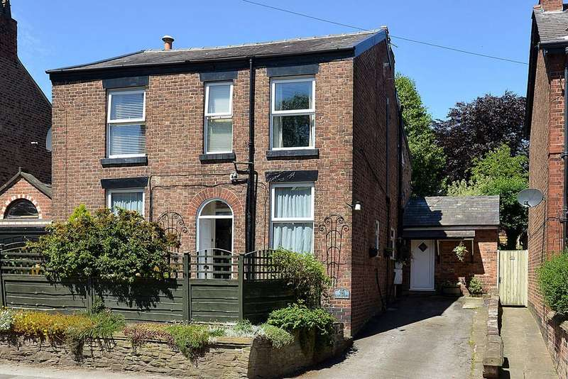 4 Bedrooms Detached House for sale in Oxford Road, Macclesfield