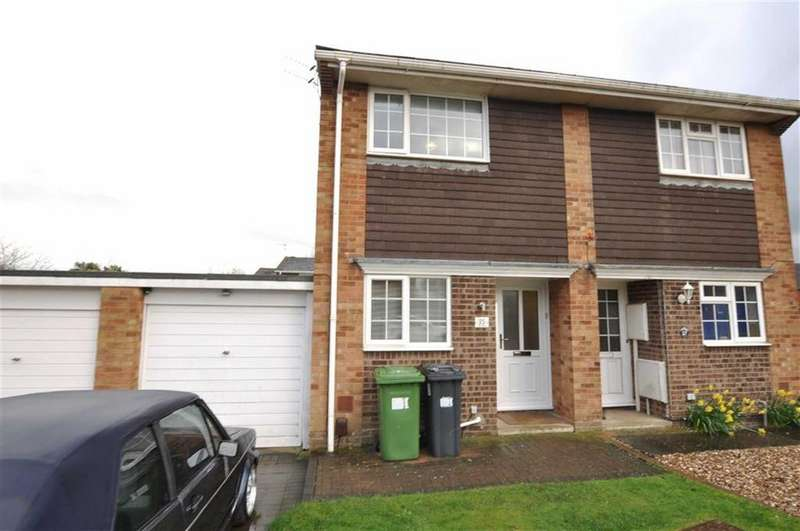 2 Bedrooms Semi Detached House for sale in Erica Drive, Whitnash, Leamington Spa