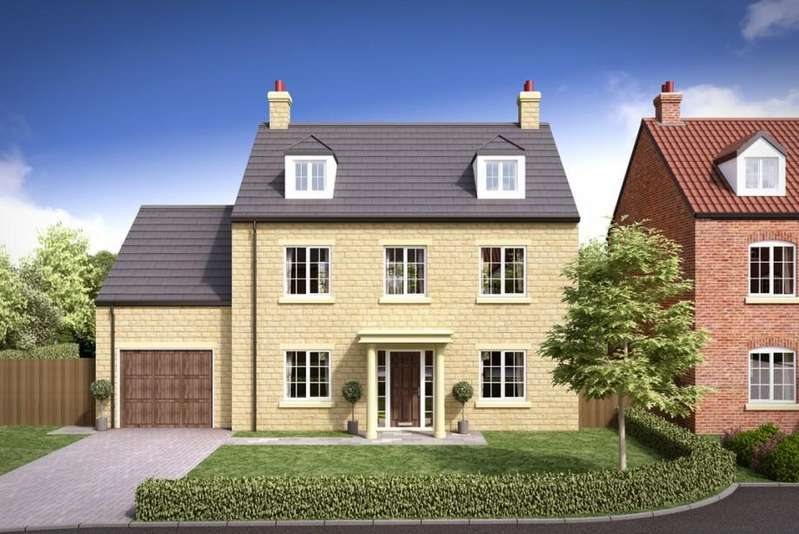 5 Bedrooms Detached House for sale in 1,Meadowside, Hunsingore, LS22 5HY