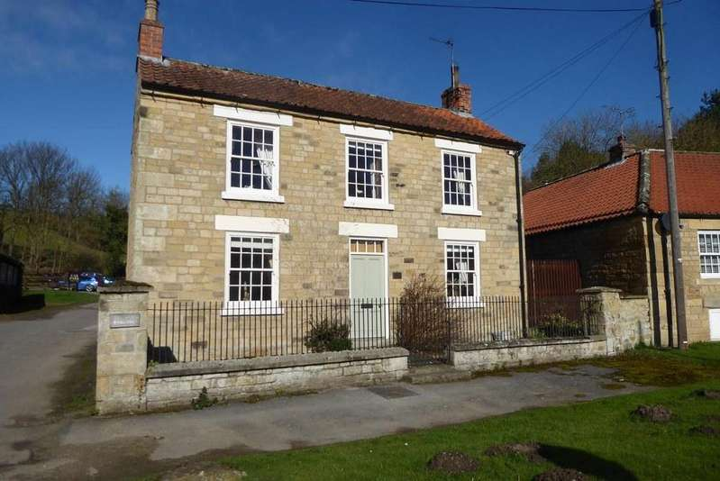 2 Bedrooms Cottage House for sale in Sawmill Cottage, Allerston, YO18 7PJ