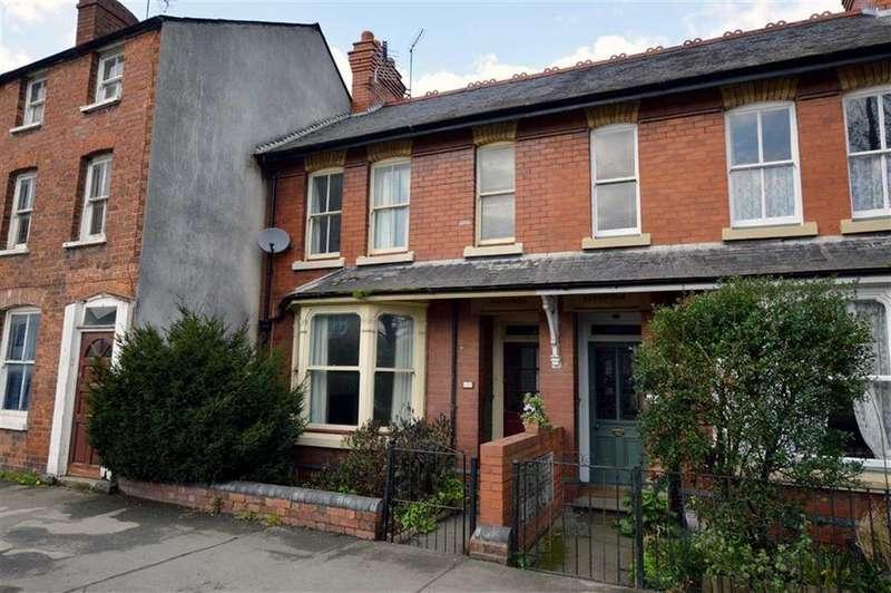 3 Bedrooms Town House for sale in 127, Etnam Street, Leominster, HR6