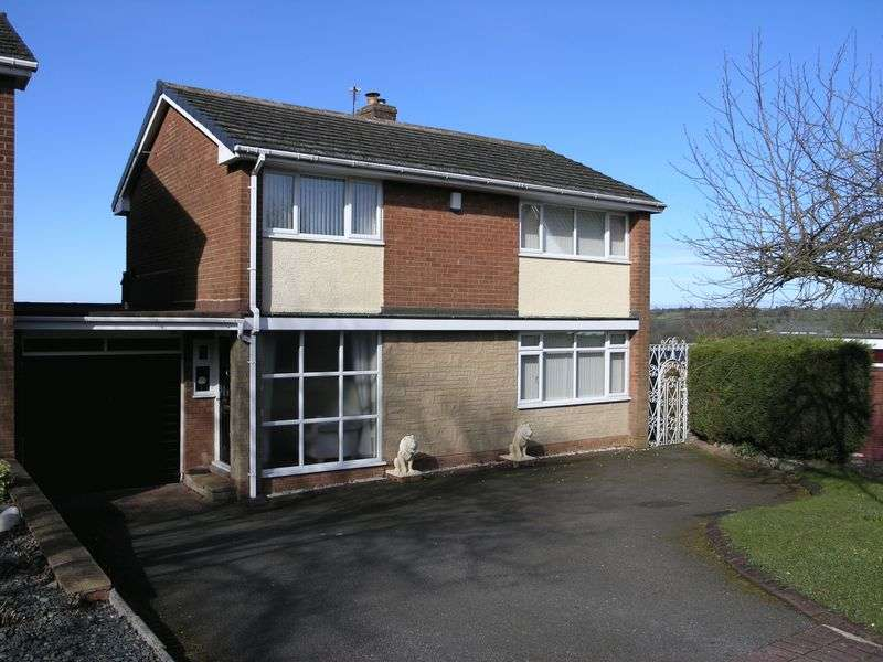 3 Bedrooms Detached House for sale in Sunningdale Road, Dudley