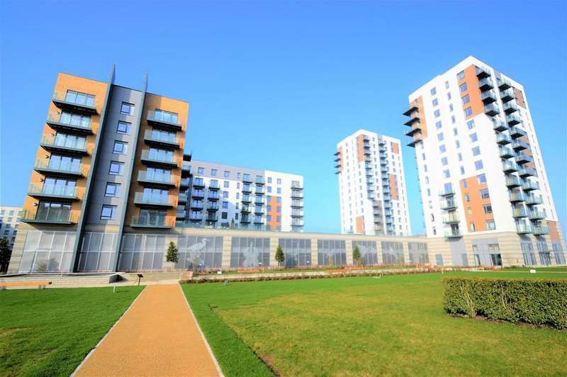1 Bedroom House for sale in Victory Pier, Gillingham