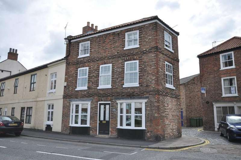 3 Bedrooms End Of Terrace House for sale in Bridgegate Howden