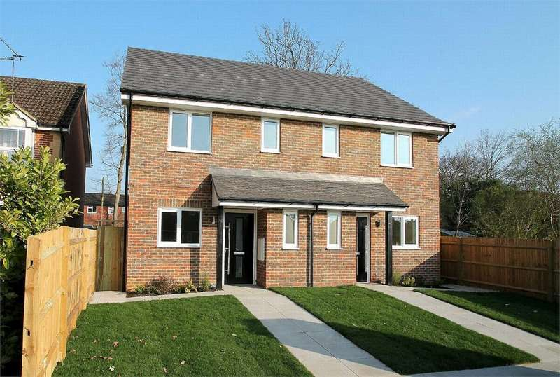 3 Bedrooms Semi Detached House for sale in Sandhurst, Berkshire