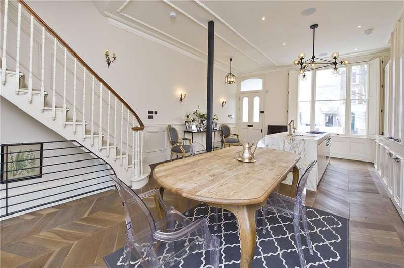 3 Bedrooms Terraced House for sale in Blenheim Crescent, Notting Hill, London