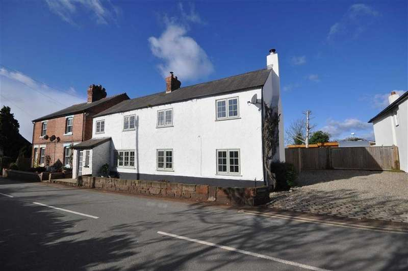 4 Bedrooms Detached House for sale in Churton Road, Farndon, Cheshire, Farndon