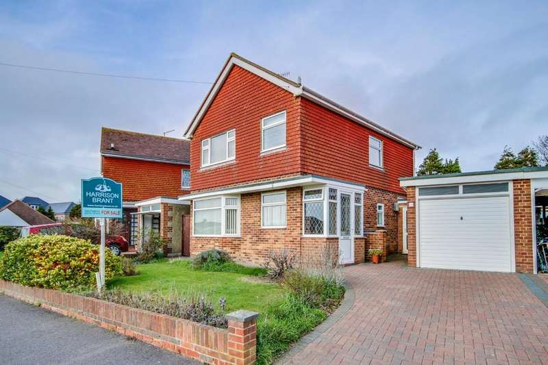 3 Bedrooms Detached House for sale in Southwick