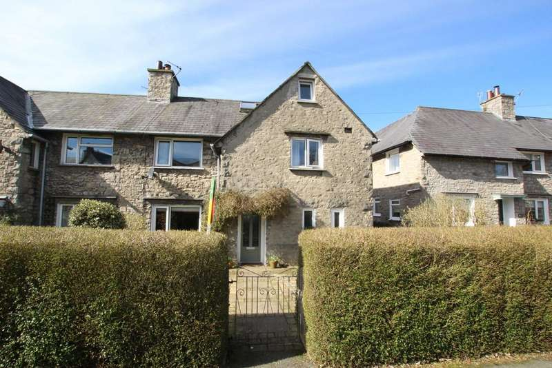 4 Bedrooms Semi Detached House for sale in 22 Castle Grove, Kendal