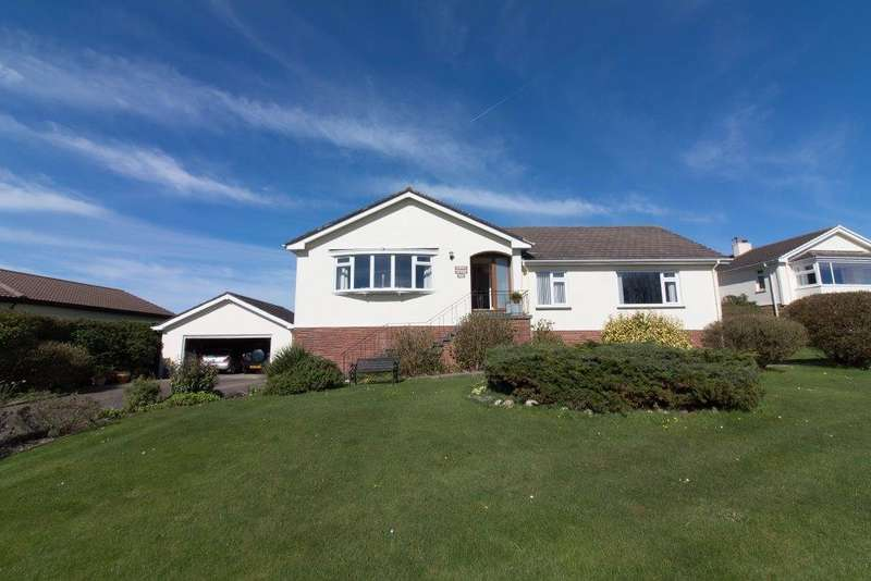 4 Bedrooms Detached House for sale in Hill Park, Colby, IM9 4BF