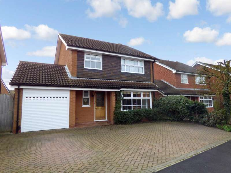 4 Bedrooms Detached House for sale in St Andrews Crescent, Stratford-Upon-Avon