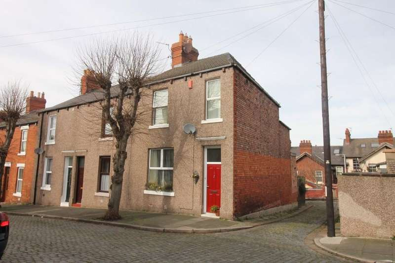 3 Bedrooms End Of Terrace House for sale in Redbank Terrace, Carlisle