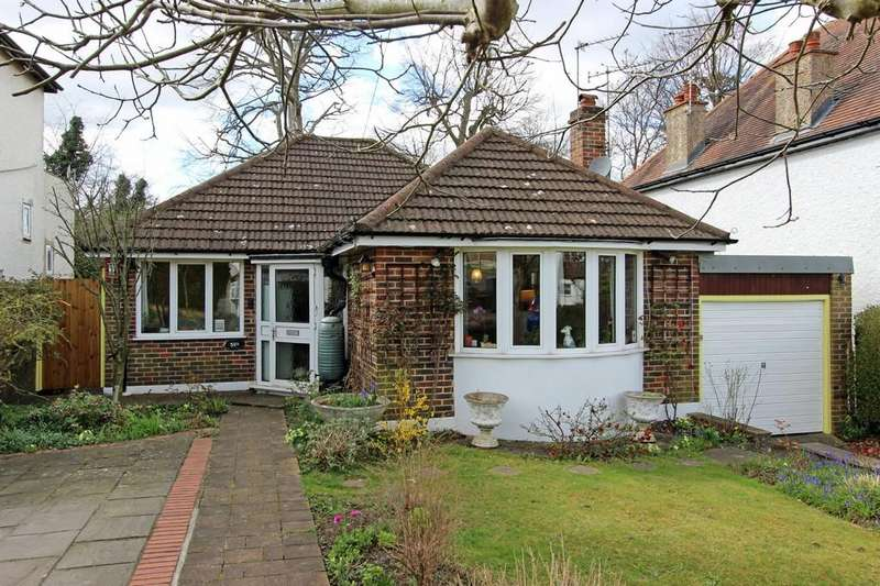 2 Bedrooms Detached Bungalow for sale in Vincent Road, Coulsdon