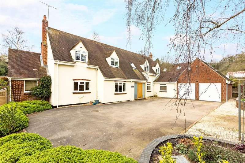 5 Bedrooms Detached House for sale in Blenheim Road, Horspath, Oxford, OX33
