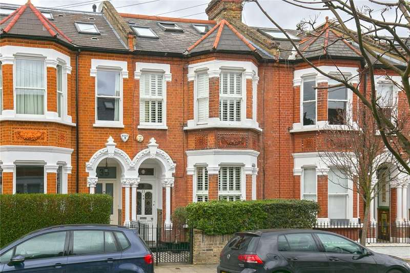 5 Bedrooms House for sale in Manchuria Road, London, SW11