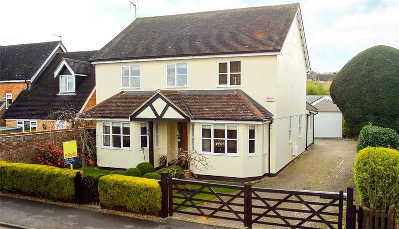 5 Bedrooms Detached House for sale in High Street, Ashwell, Baldock, Hertfordshire, SG7