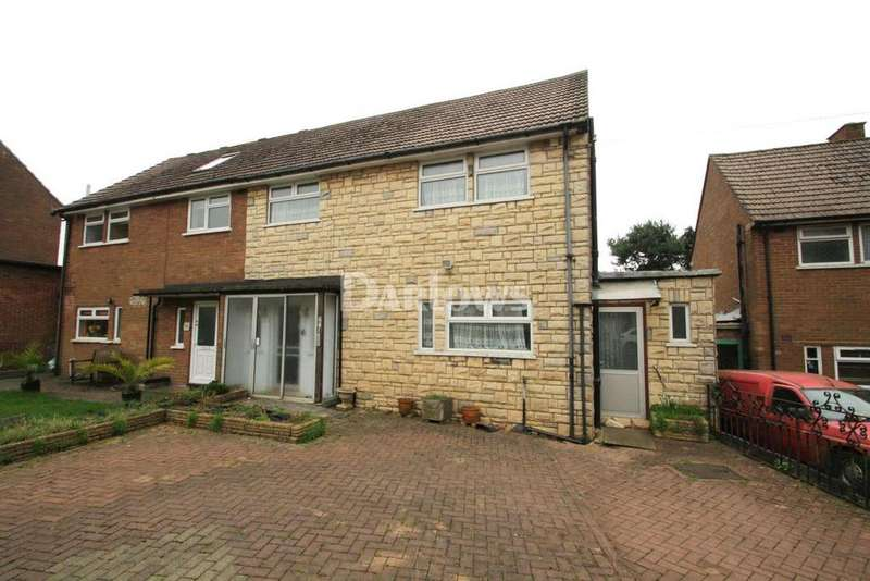 3 Bedrooms Semi Detached House for sale in Cardiff