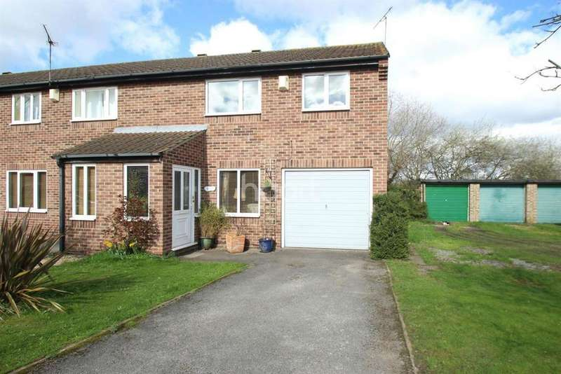 3 Bedrooms End Of Terrace House for sale in Northwold Avenue, West Bridgford, Nottinghamshire.