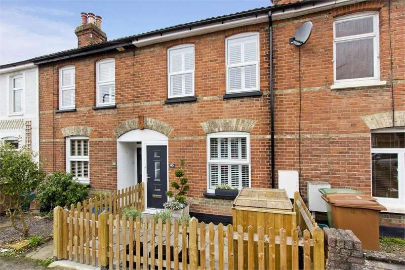 2 Bedrooms Terraced House for sale in 80 Edward Street, Southborough, Tunbridge Wells, Kent