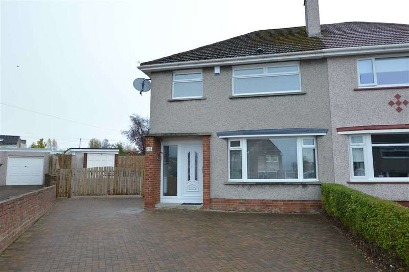 3 Bedrooms Semi Detached House for sale in Machanhill, Larkhall